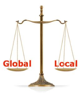 Global vs Local