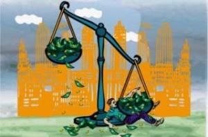 unequalities in economy